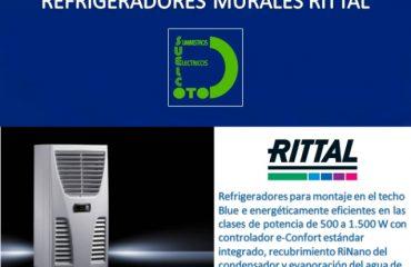 REFRIGERADORES MURALES RITTAL