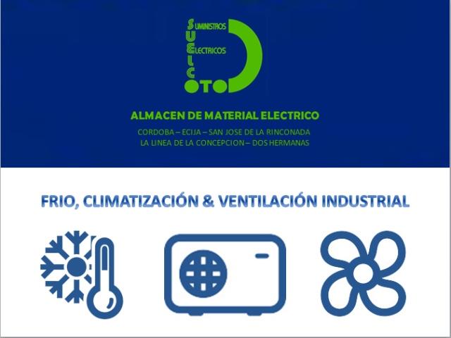 DEPARTAMENTO FRIO, CLIMATIZACIÓN & VENTILACIÓN INDUSTRIAL