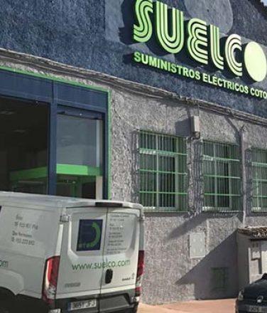 Distribuidores de material eléctrico en Marbella