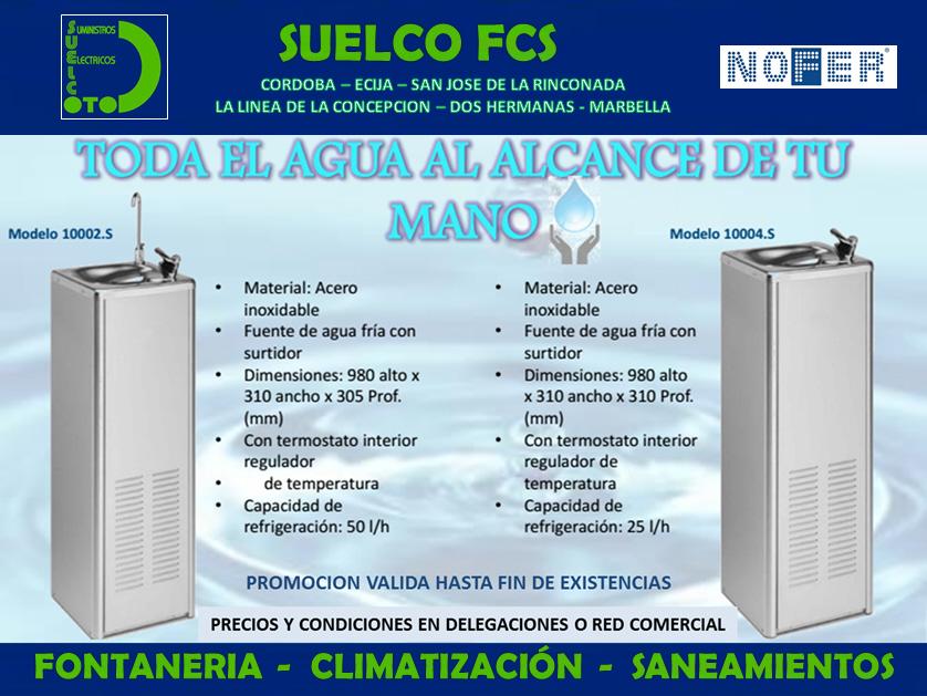 Precio Fuentes De Agua. Amazing Promocin Fuentes Agua Refrigerada ...