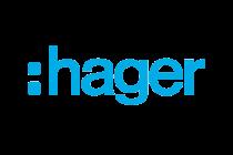 Logo de Hager en la web de COTO
