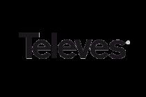 Logo de Televes en la web de COTO