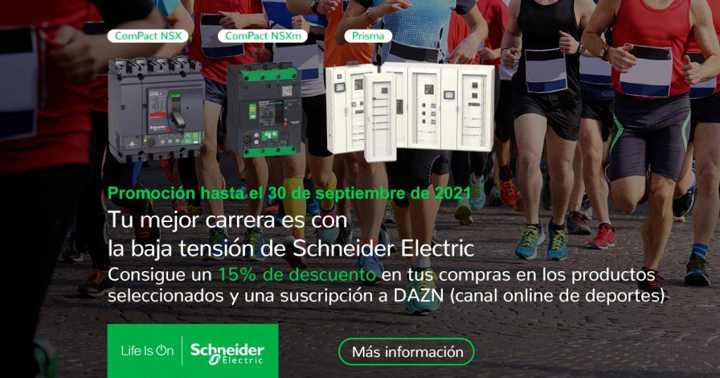 Schneider Electric descuentos