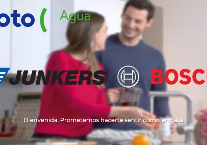 Junkers Bosch catalogo COTO Agua