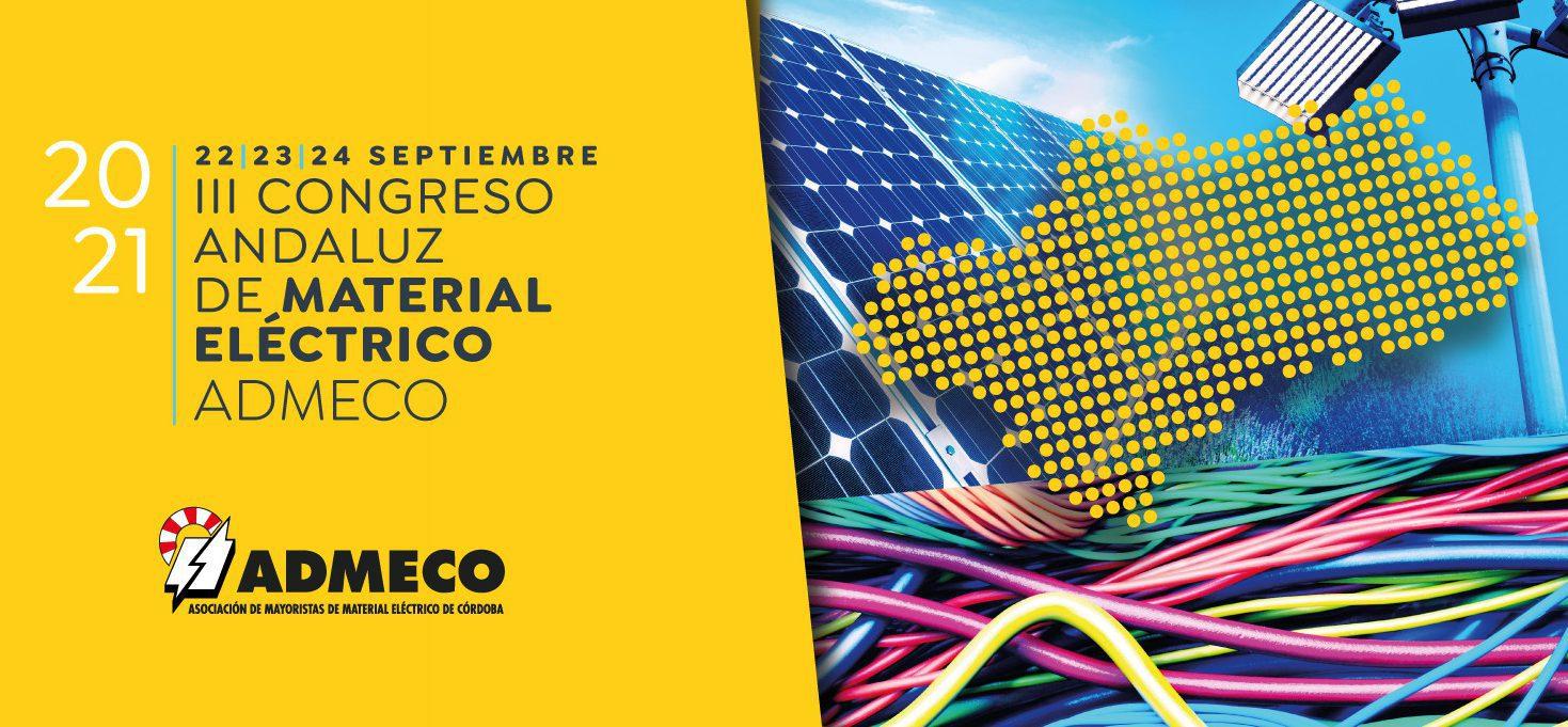 Congreso Andaluz de Material Eléctrico Admeco 2021