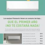 Panasonic Heating & Cooling oferta Cashback