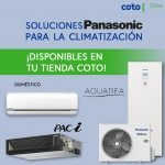 Soluciones para climatización Panasonic Heating & Cooling